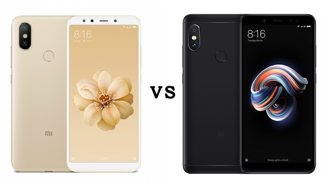 Best phone under Rs 20,000 Read here which is best to buy Xiaomi Mi A2 or Redmi Note 5 pro.