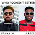 Your Pick: Banky W Or Tuface? Who rocked it better?