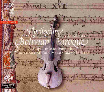 Florilegium – Bolivian Baroque vol. 1