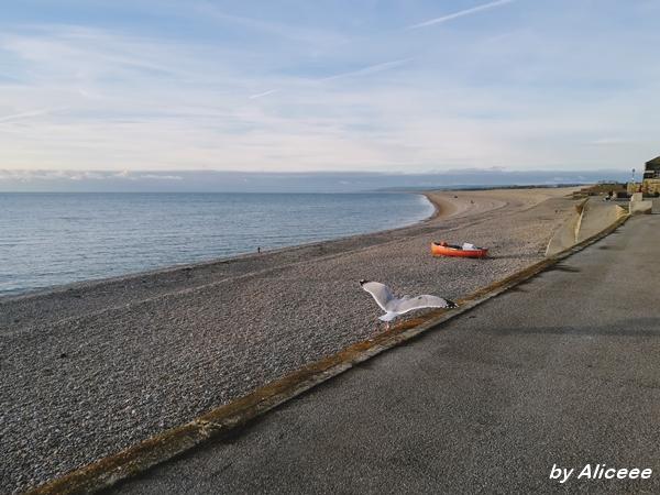 Plaja-din-Portland-Uk-Anglia