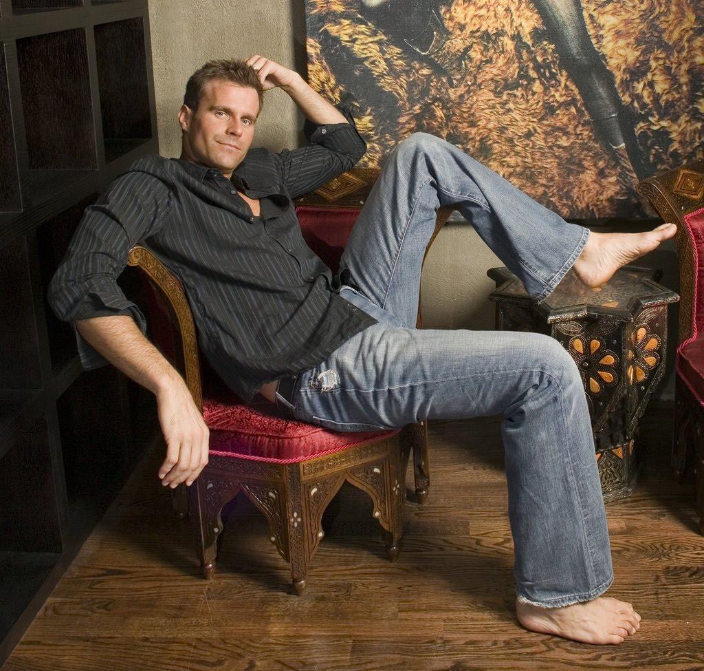 Cameron Mathison Feet-8238