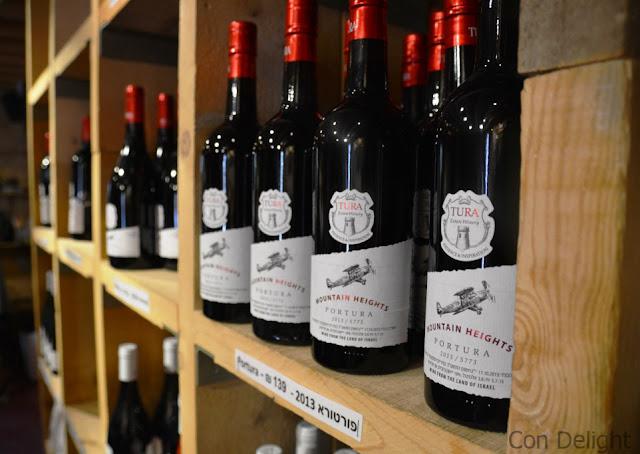היינות של יקב טורא OU Tura winery