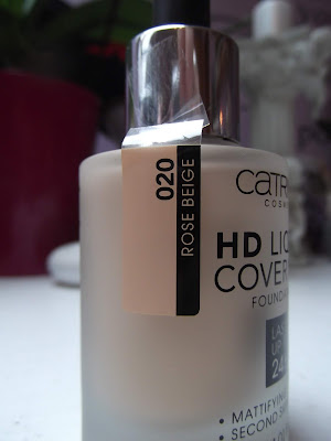 Tekutý Make-up HD Coverage