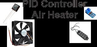 Arduino, Tutorial PID untuk Air Heater dengan Sensor LM35 tanpa Library (Pengujian)
