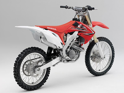 2012 Honda Crf250r Specifications And Pictures Latest