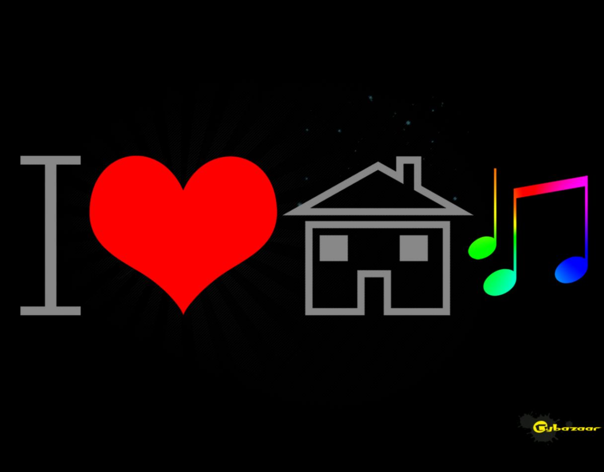 House Music Wallpaper Wallpapers Dope