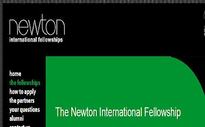 Newton International Fellowship