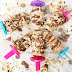 Chocolate Toasted Coconut Popsicles