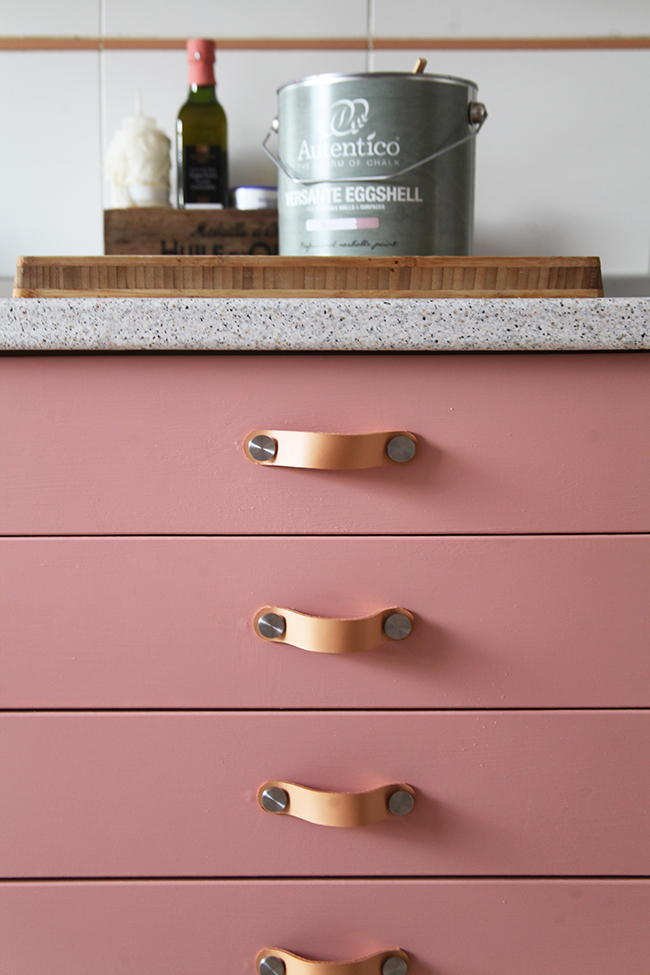 Crea decora recicla by all washi tape autentico chalk - Pintar encimera cocina ...