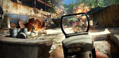 تحميل لعبة Far Cry 3 للكمبيوتر مضغوطة من ميديا فاير