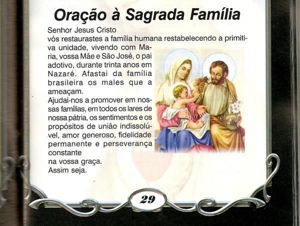 Mensagem De Proteção A Familia Ud95