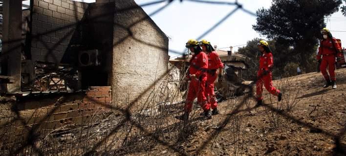 Πόρισμα της Περιφέρειας για το αλαλούμ με την Πυροσβεστική: Εστελναν ενισχύσεις στη Διώνη αντί για το Μάτι