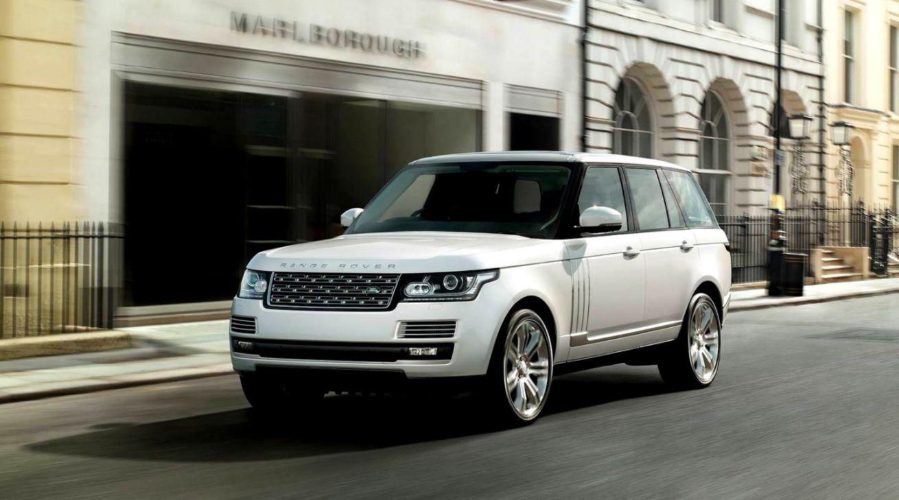 Critics Notebook 2016 Range Rover Autobiography Long Wheelbase