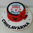 Liverpool Themed Cake