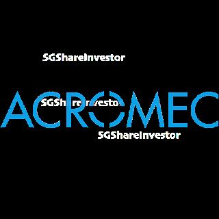 ACROMEC LIMITED (43F.SI)