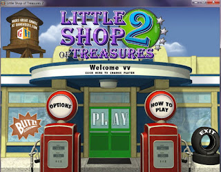 game ringan little shop treasure 2