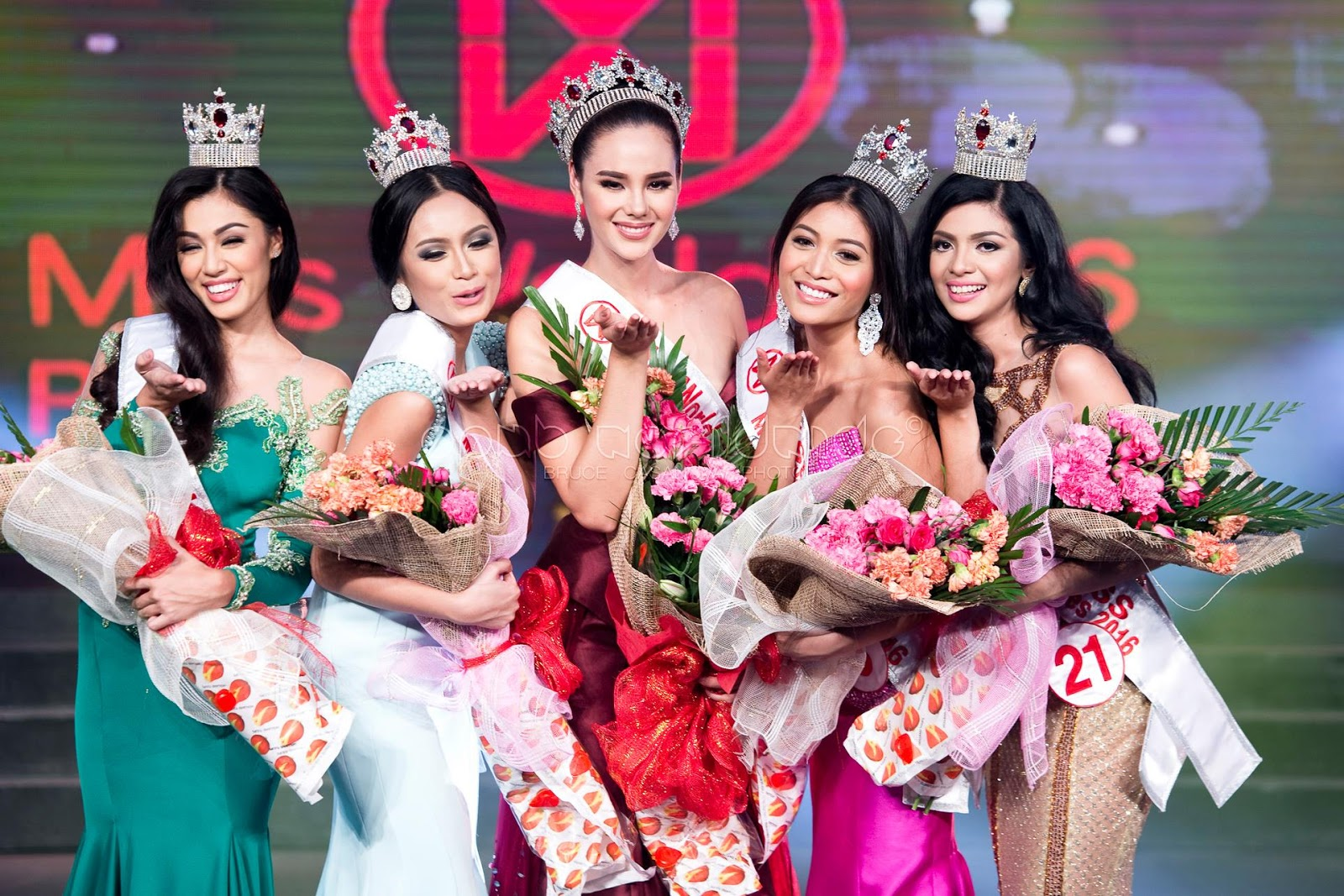 Sashes And Tiaras Miss World Philippines 2016 Finals