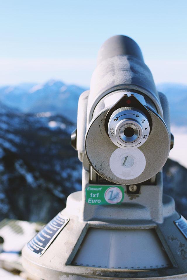 Mountain telescope