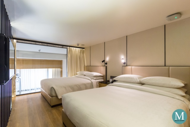 Loft at Sheraton Manila Hotel