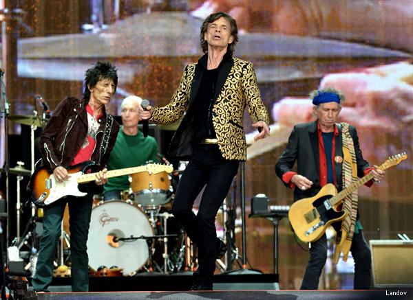 The Rolling Stones en vivo en la Ciudad de México (CDMX), concierto de La Ke Buena 2017 | Ximinia
