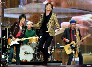 Rolling Stones en concierto Ke Buena | Ximinia