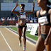 Olympic athlete, Alysia Montaño runs with 5-months pregnancy