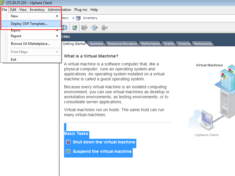 CCIE v5 INE Home Lab – Part 1-2-3 – Configuring VMware ESXi | Balaji