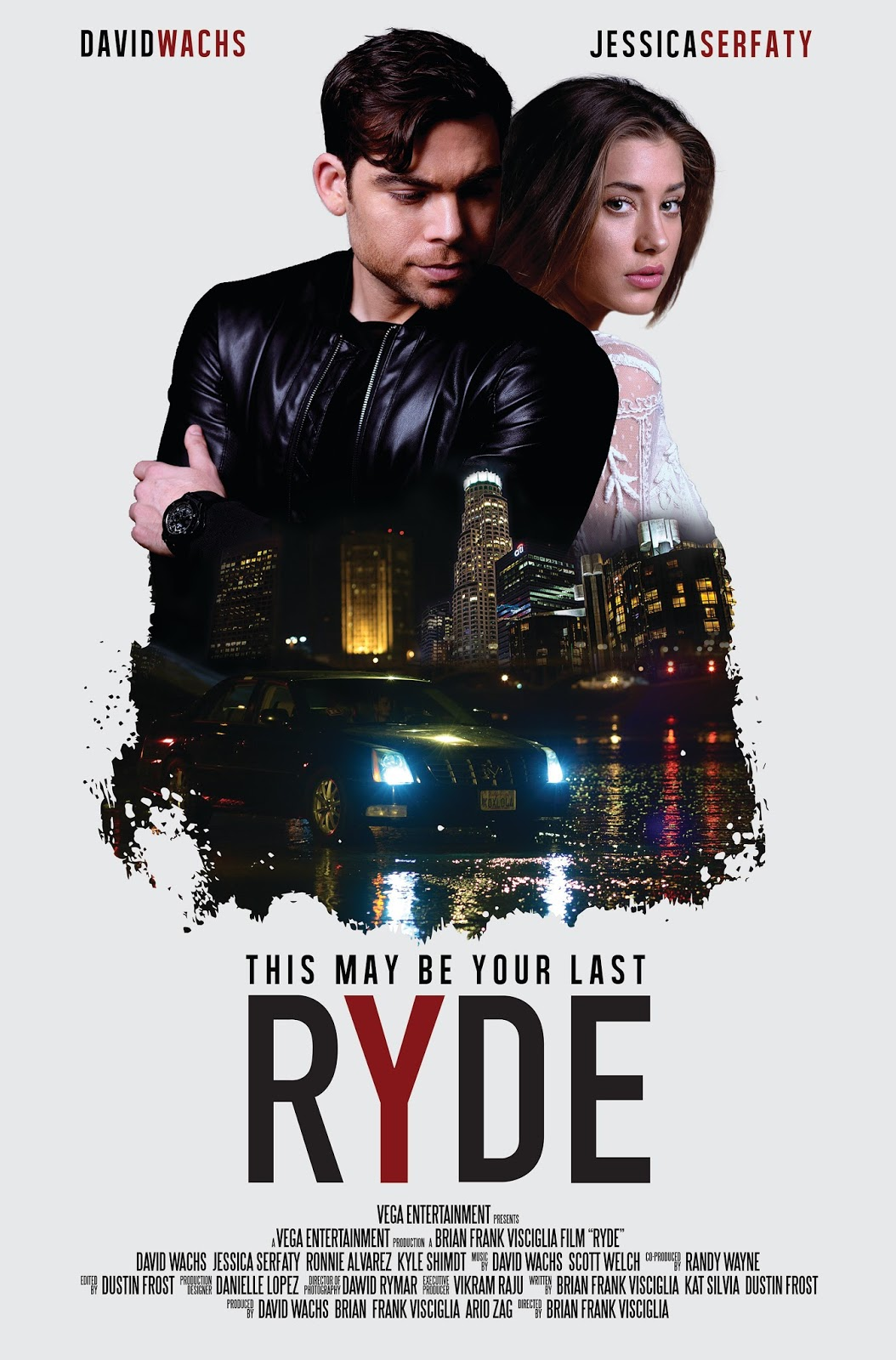 Ryde: Hollywood Latest HD Movie Poster 2016