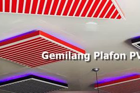 Lowongan Kerja Gemilang Plafon PVC Pekanbaru Maret 2019