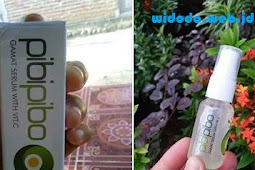 Jual Pibipibo Gamat Serum With Vitamin C