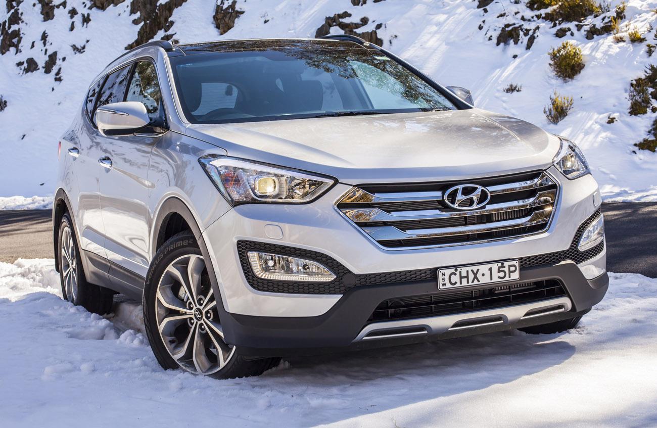 2017 Hyundai Santa Fe Review Specs Price Pictures Car Release