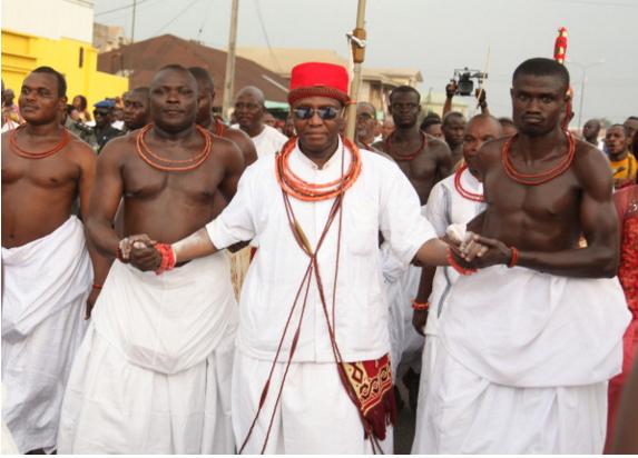 Prince Eheneden Erediauwa