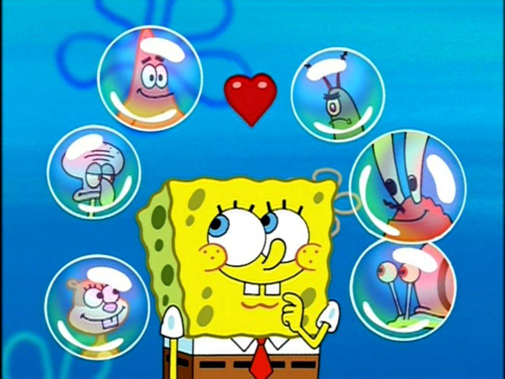 Download 620 Wallpaper Gambar Doraemon Vs Spongebob Gratis Terbaik