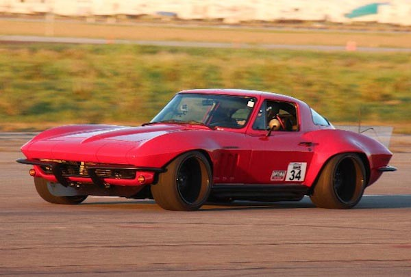Muscle Car Collection 1965 Corvette C2 At Fast And