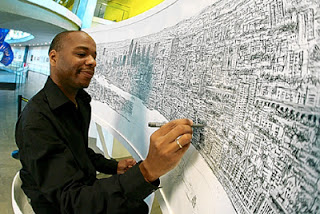 Stephen Wiltshire; Visualisasi Sempurna
