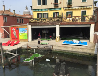 Doug Fishbone's Leisure Land Golf in Venice by Gareth & Lhurlyn Holmes May 2015