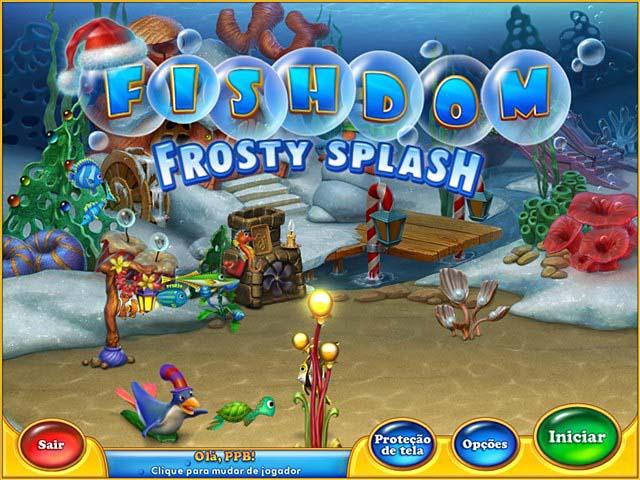 Fishdom - Frosty Splash