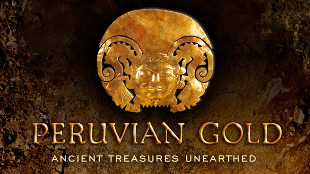 'Peruvian Gold: Ancient Treasures Unearthed' at the National Geographic Museum