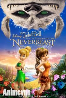 Tinker Bell Và Huyền Thoại Quái Vật - Tinker Bell And The Legend Of The NeverBeast 2015 Poster