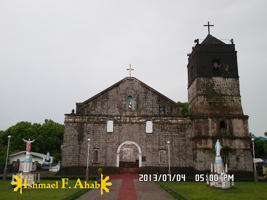 Vinzons Church in Vinzons, Camarines Norte