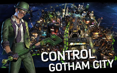Batman: Arkham Underworld Apk Data