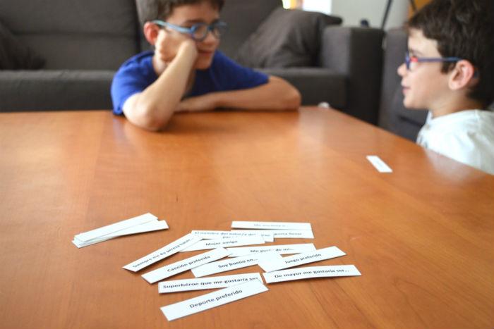 actividades y juegos para trabajar las emociones con los niños, soy tu para empatizaar