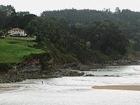 Playa de la Griega; Cantábrico; Asturias
