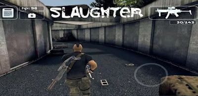 Slaughter Apk + Data for Android (paid)