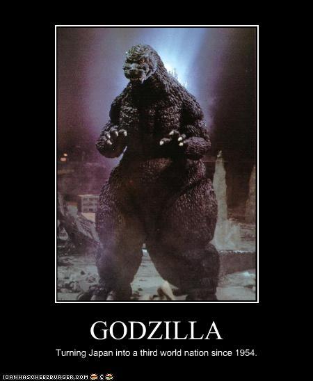 Godzilla Quotes: Political Jokes, Cartoons, Photos, Videos....