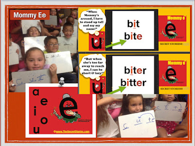 Secret Stories Mommy E® Phonics Secret!  Do YOUR Kindergartners Know It?