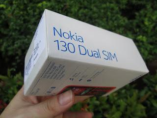 Nokia 130 Dual SIM Baru Garansi Resmi Nokia Indonesia