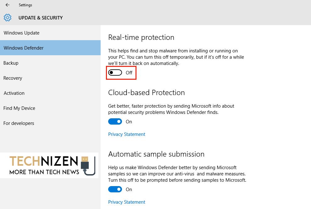 3 Cara Ampuh Mematikan Antivirus Windows Defender Agar Tidak Aktif Lagi