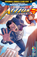 DC Renascimento: Action Comics #963