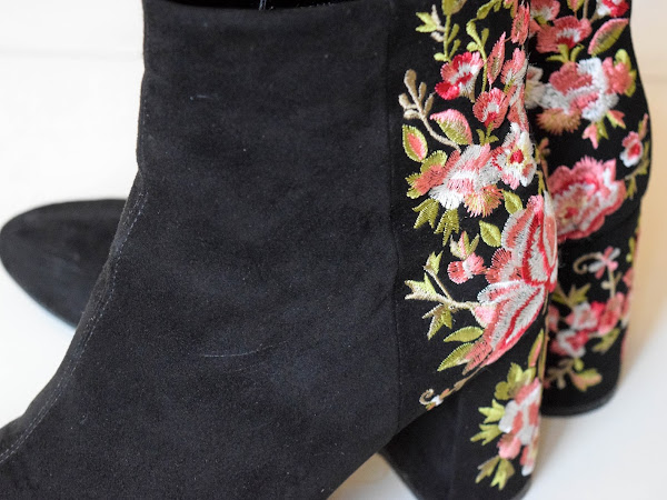 Style | Embroidered Boots